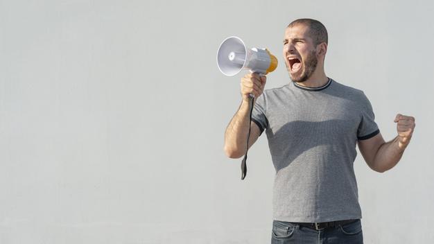 Гласът като оръжие – начин на употреба